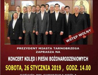 Koncert kolęd w kościele pw. Chrystusa Króla