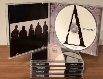 Unwanted – tarnobrzeski zespół Piramide wydał płytę