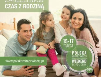 Weekend za pół ceny w Tarnobrzegu