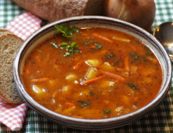 Bezpłatne zupy dla potrzebujących