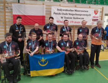 IKS JEZIORO Tarnobrzeg z 15 medalami