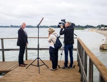 Powstaje program o Jeziorze Tarnobrzeskim