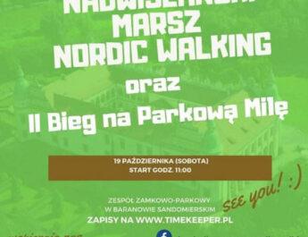VIII Eko Nadwiślański Marsz Nordic Walking