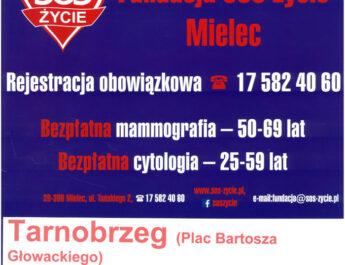 Cytomammobus w Tarnobrzegu