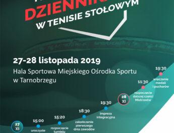 Mistrzostwa dziennikarzy w tenisie stołowym