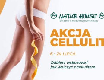 Pożegnaj Cellulit z Dietetykiem Naturhouse