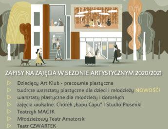 Startuje nowy sezon artystyczny w Tarnobrzeskim Domu Kultury