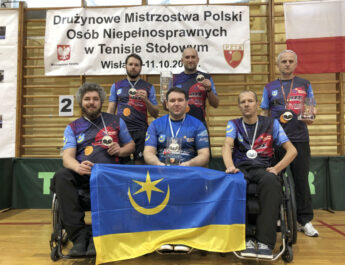 3 medale IKS JEZIORO Tarnobrzeg