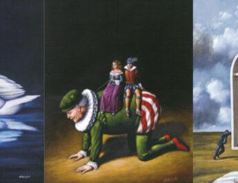Muzea znów otwarte, od dziś w MHMT wystawa obrazów Rafała Olbińskiego