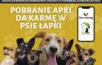 Pobranie apki da karmę w psie łapki – pomóż zebrać 250 kg karmy dla Schroniska u Machowiaków