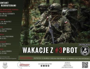 Wakacje z WOT w Podkarpackiej Brygadzie