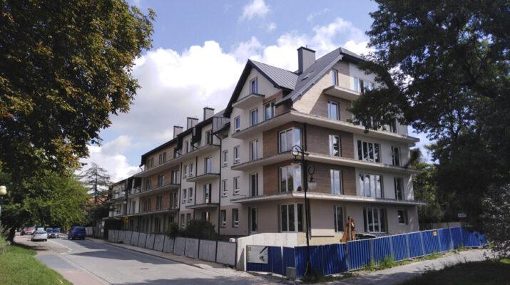 apartamenty Jachowicza Tarnobrzeg